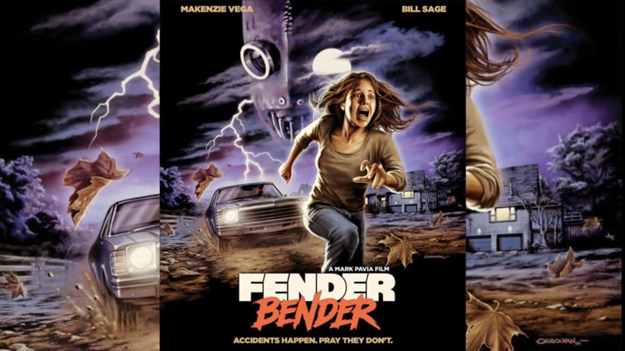 """Download Fender Bender (2016) """"Blu-ray"""" [Scream Factory Collection Part 15]!"""