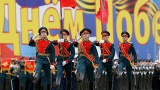Парад Победы  70 лет.  Москва  9 мая 2015 года