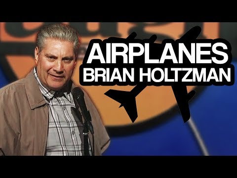 Download Youtube: Airplanes | Brian Holtzman LIVE at the Laugh Factory