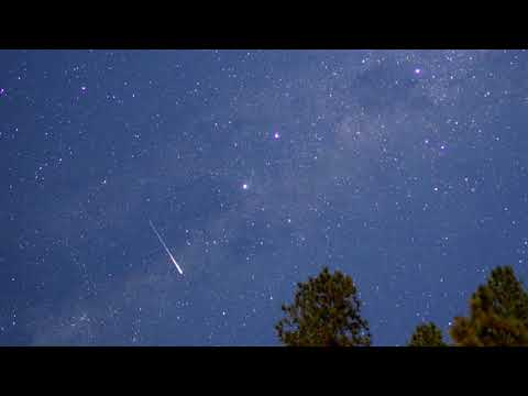 How Many Meteors Can You See?!
