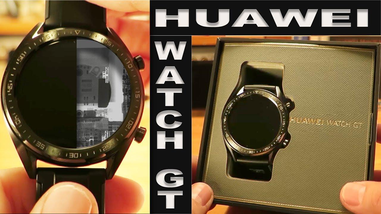 Huawei Watch GT  Unboxing
