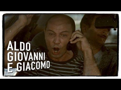 Vaffanculo - La telefonata di Aldo in Tre uomini e una gamba