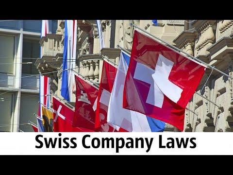 Swiss Company Laws