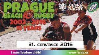 Prague Beach Rugby 2016