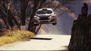 Vid�o Rallye International du Valais 2015 - Jump Contest