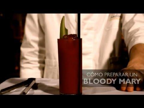 como preparar un bloody mary los cocteles mas populares On como preparar bloody mary