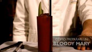 Como Preparar un Bloody Mary : Los Cocteles Mas Populares