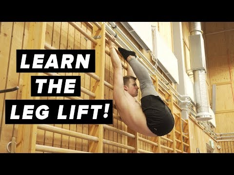 Why you can't do Hanging Leg Lifts And how to Fix it!?