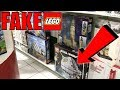 LEPIN FAKE LEGO IN THE USA!! | WTF Have I Found? | Fake LEGO Store! Illegal?