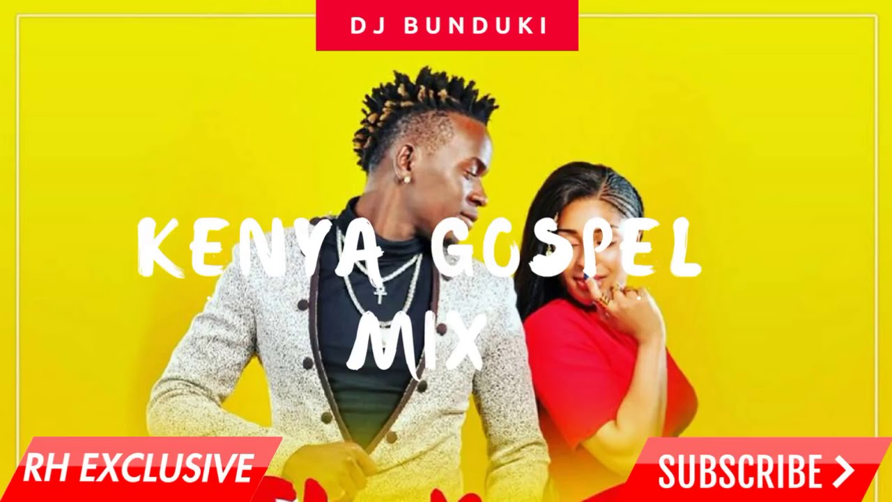 Download DJ BUNDUKI 2018 Jan New Kenyan Mix WillyPaul MP3