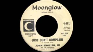 John English III & The Lemondrops - Just Don