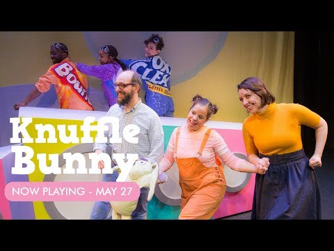 Knuffle Bunny: A Cautionary Musical - Emerald City Theatre