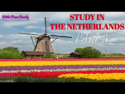 Du học Hà Lan | Phần 3 | Nên mang theo gì, cơ hội du lịch Châu Âu...