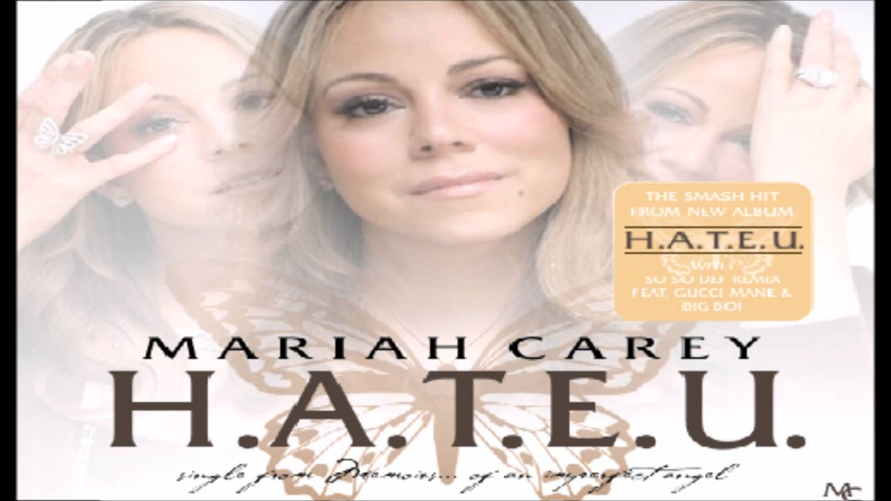 Mariah Carey - H.A.T.E.U. (So So Def Remix) - YouTube