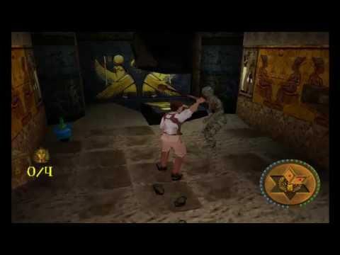 прохождение The Mummy часть№1-Начало приключений