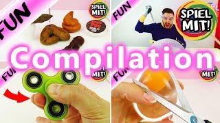 Antistressball Compilation | Das Beste Mittel gegen Stress | Spiel mit mir Deutsch