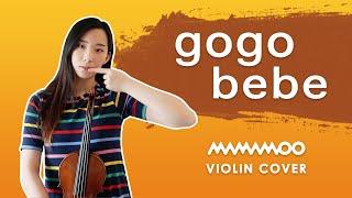 gogobebe- MAMAMOO () Violin Cover (wSheet Music)