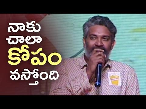SS Rajamouli Superb Speech @ Show Time Movie Audio Launch | TFPC