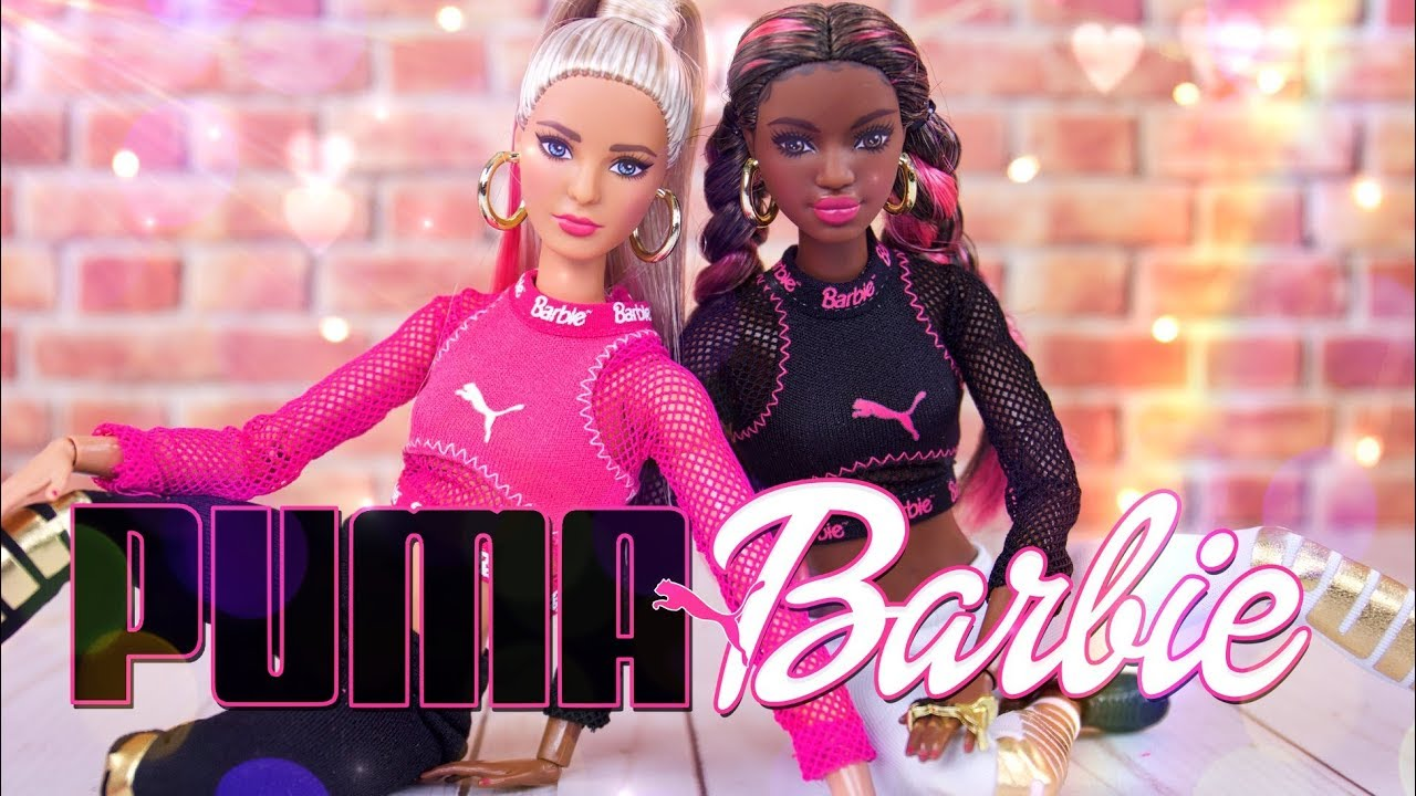 Unbox Daily: ALL NEW Puma Barbie Signature Dolls
