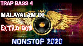 MALAYALAM SONGS WITH BGM DJ NONSTOP 2020