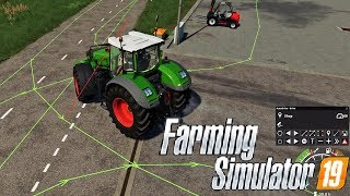 FARMING SIMULATOR 19 #153 - MOD AUTODRIVE TUTORIAL - GAMEPLAY ITA