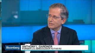 Gardner Says Davos Will Listen to Trump With Skepticism