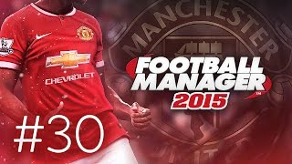 Manchester United Career Mode #30 - Football Manager 2015 Let's Play - Injuries