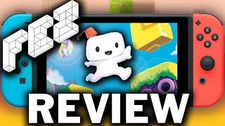 Fez Nintendo Switch Review (Video Game Video Review)