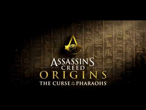 Assassins Creed Origins - Curse of the Pharaohs Soundtrack - Ambient Mix Depth Of Field Mix