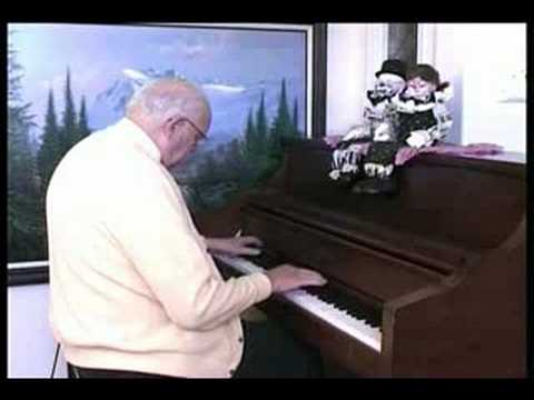 The Great Speckled Bird - Piano Solo