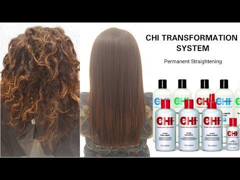 Permanent Straightening | CHI TRANSFORMATION SYSTEM