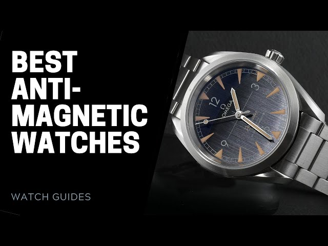 Best Anti-Magnetic Watches: Rolex, Omega, Panerai | SwissWatchExpo