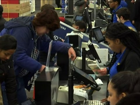 Black Friday Deals Excite Holiday Shoppers