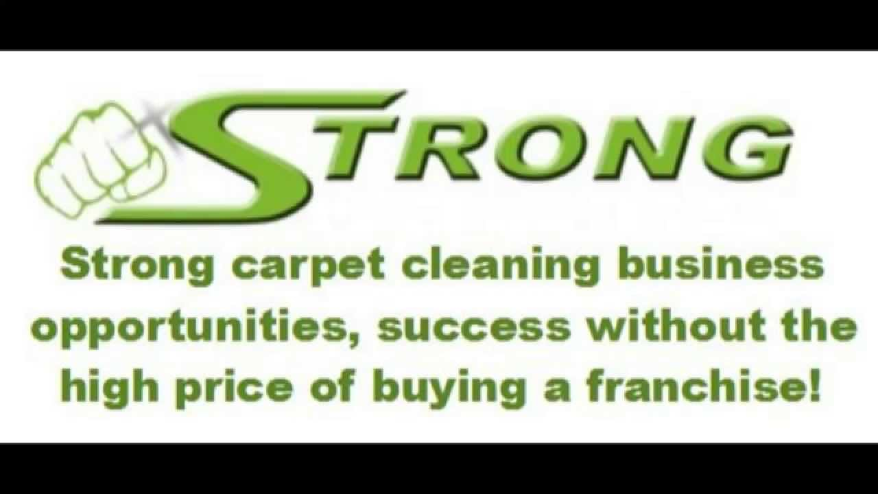 Start A Carpet Cleaning Business Strong Business Start Up Packages