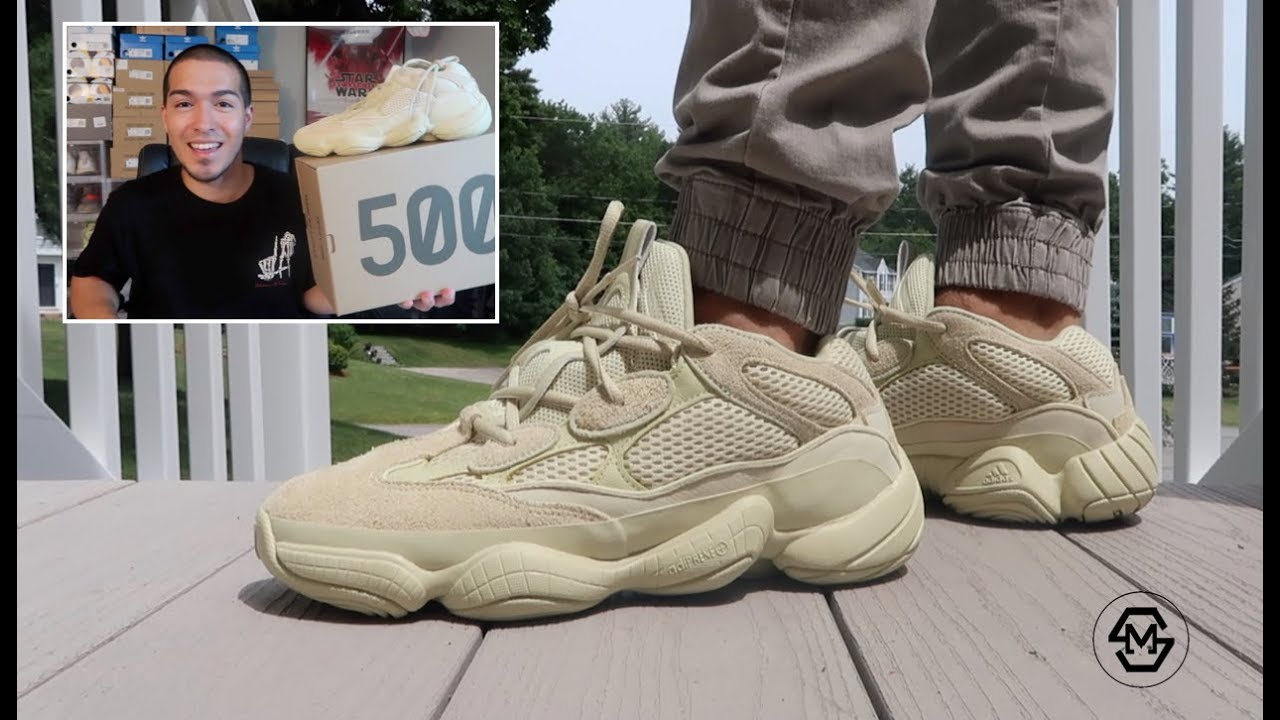 official photos f0a76 fe6b5 ADIDAS YEEZY 500