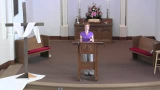 Lafayette Christian Reformed Church - Ashley Bonnes - May 11, 2014 - Lafayette, Indiana