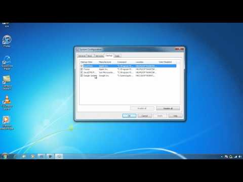 How to delete startup programs windows 10