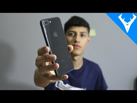 Review Iphone 8 Plus - O 7s que apple fez e o mais caro é o