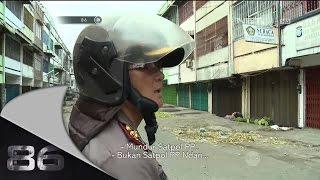 86 Detik-Detik Insiden Bentrokan Relokasi Pasar Sambu, Medan - Kompol Sisca Ginting