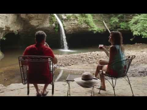 Longbow Resorts Ben Pearson Interview with Arkansas Parks and Tourism 2015