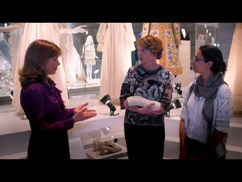 Wedding Dress Exhibit Interview Victoria and Albert Museum