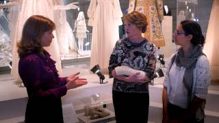 Wedding Dress Exhibit Interview Victoria and Albert Museum