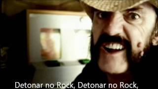Motörhead Rock Out Legendado Vídeo Clip Oficial