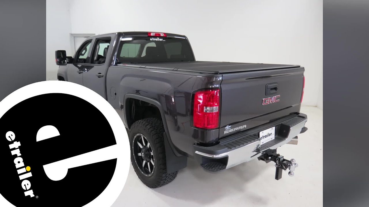 Clazzio Front And Rear Seat Covers Installation 2016 Gmc Sierra 2500 Etrailer