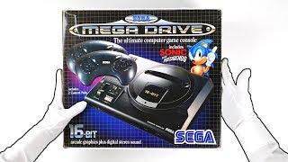 The SEGA Mega Drİve Unboxing (SEGA Genesis)