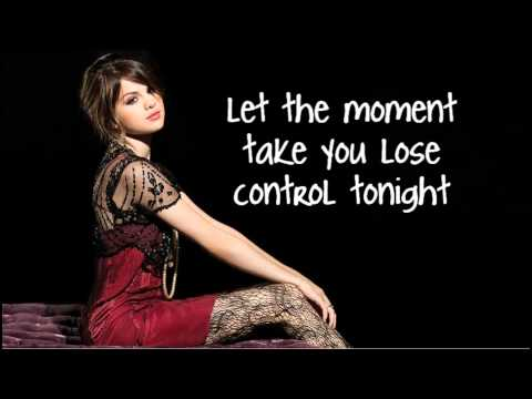 Selena Gomez & The Scene - Hit the lights with lyrics on screen HD
