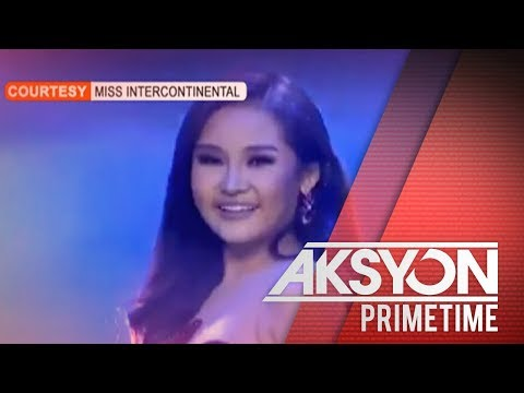 Miss Vietnam Intercontinental, nabatikos dahil sa panggagaya kay Catriona Gray