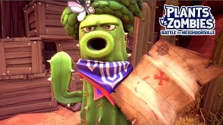 Treasure Map Hunting! Plants vs. Zombies: Battle for Neighborville - Gameplay Part 35