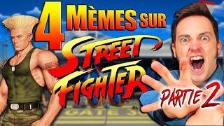 Les Mèmes sur Street Fighter (2/2) - MN!#12