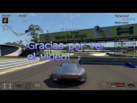 Gran Turismo 6 Trofeo Tesoro oculto PS3